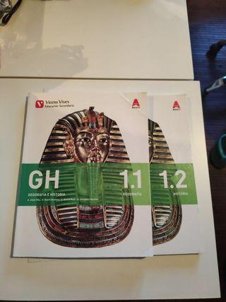 GH - Geografía e Historia 1 ESO