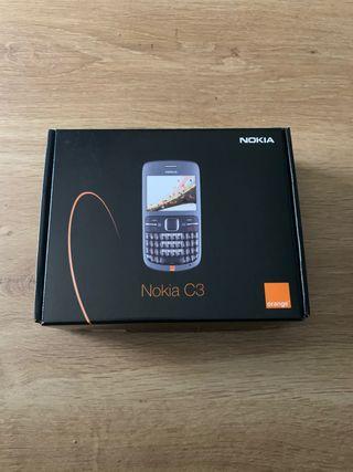 Nokia c3 nuevo