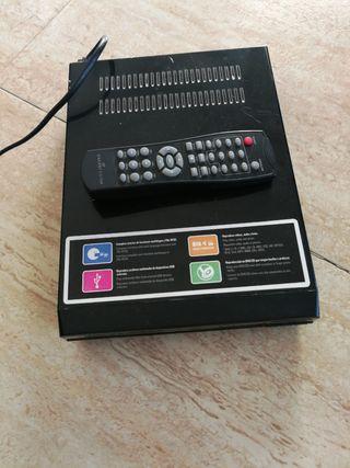 Reproductor Multimedia y DVD