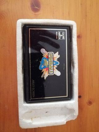 Nintendo Game & watch multipantalla, Pinball