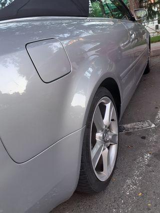 Audi Cabriolet 2016