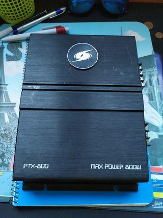AMPLIFICADOR PTX-800 MAX POWER 800W