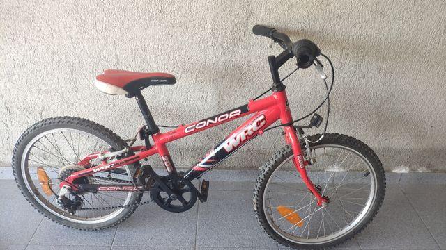 bicicleta conor niño