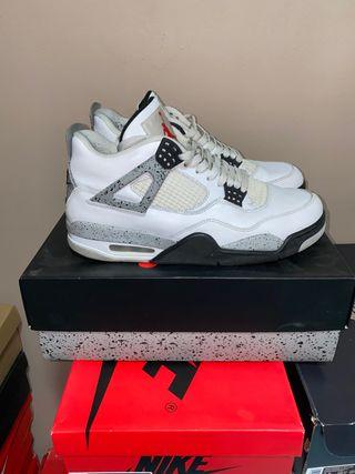 Jordan 4 white cement 2016