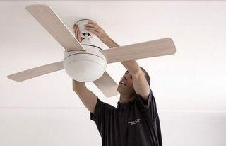 instalador de ventiladores de techo