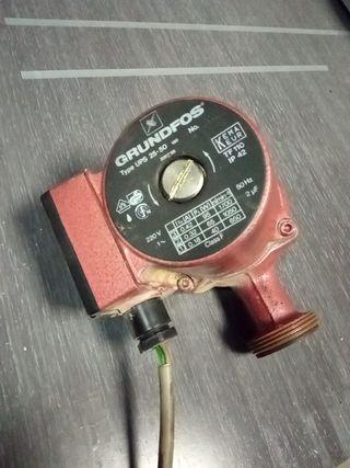 bomba grundfos para caldera gasoil