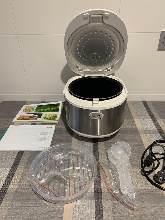 Robot de cocina Chef Titanium con Voz a estrenar