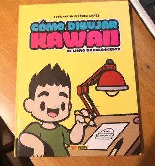 Libro para aprender a dibujar kawaii