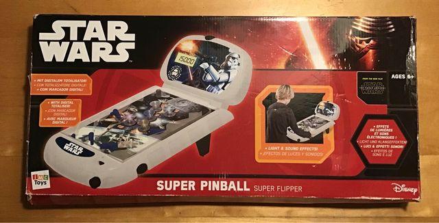 Super pinball de Star Wars