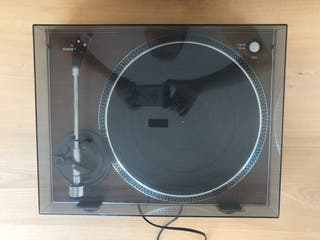 Wooden turntable for £220