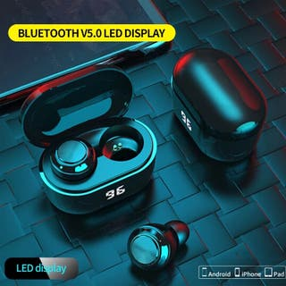 Auriculares Bluetooth inalambricos sin usar