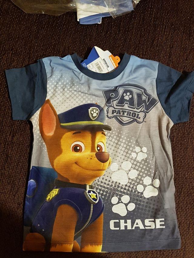 Camiseta de la Patrulla Canina, Talla 5