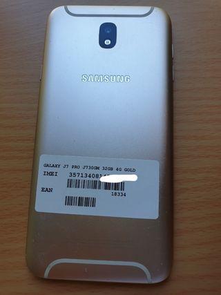 SAMSUNG GALAXY J7 PRO DE 32GB Y 3GB DE RAM 13MP/13