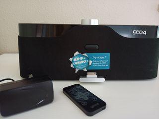 Altavoz HousePart Rise Gear4. Para iPod Iphone 4