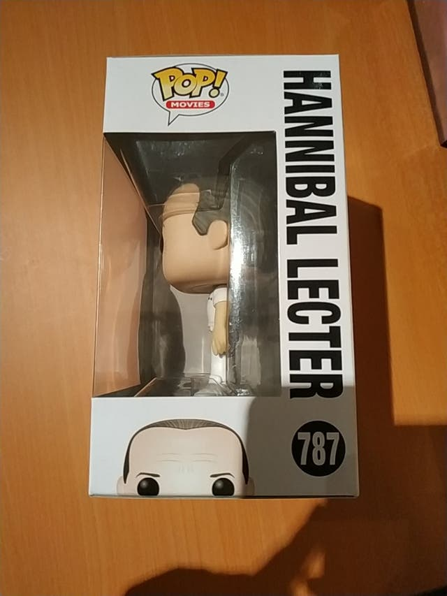 Funko Hannibal Lecter