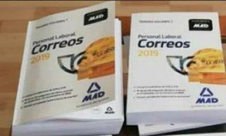 temario consolidación empleo CORREOS