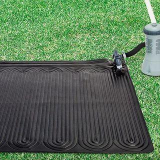 Alfombra calentador solar de agua