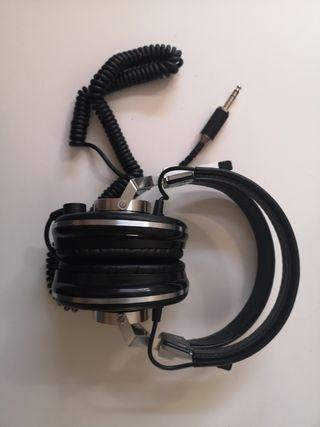 Auriculares vintage Pioneer Monitor 10