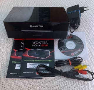 Disco duro Woxter i-Cube 2700