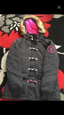 Super dry winter coat still like new
