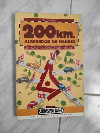 200 km alrededor de Madrid