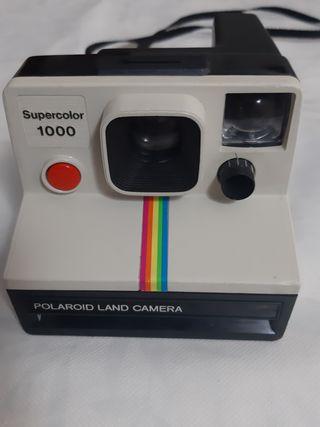camara polaroid vintage