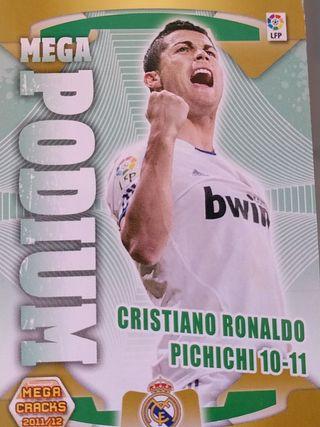 Cristiano Ronaldo megacracks 2011-12 pichichi