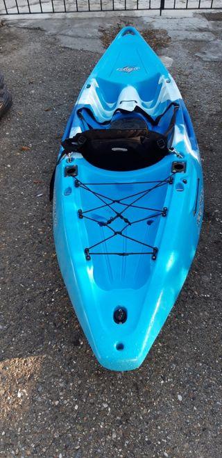 Kayak monoplaza