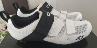 Zapatillas triatlón/ciclismo Giro