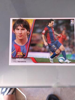 Messi 2007-08