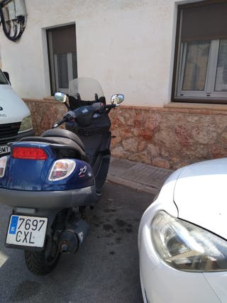 vendo scooter 125