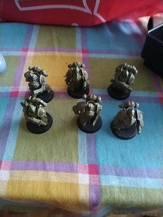 6 Marines de plaga de Nurgle, Warhammer 40K