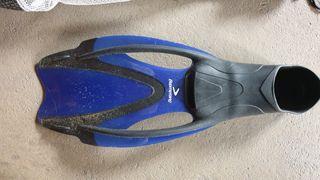 Aletas snorkel talla 43/44