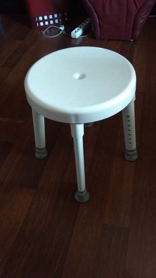 Banco/banqueta/silla de baño