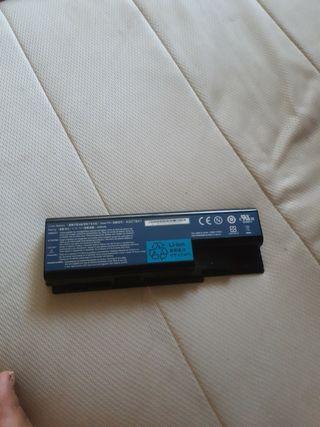 batería portátil Acer