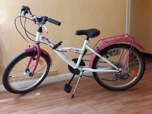 bicecleta niña