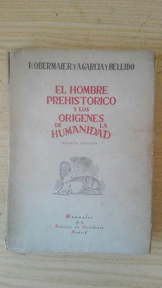 El hombre prehistórico y ls orígenes d l humanidad