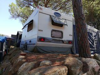 Caravana caravelair antares luxe 426.