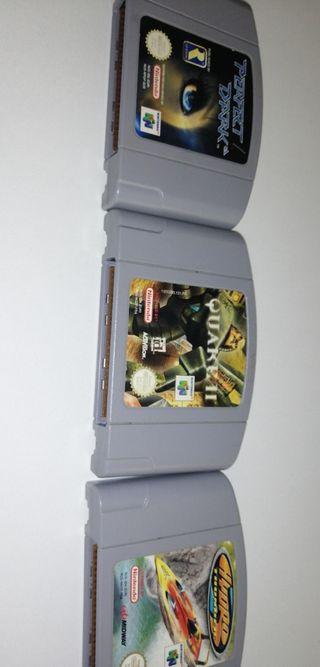 JUEGAZOS N64!!!!
