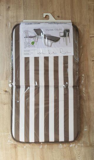 4 Cojines silla / tumbona