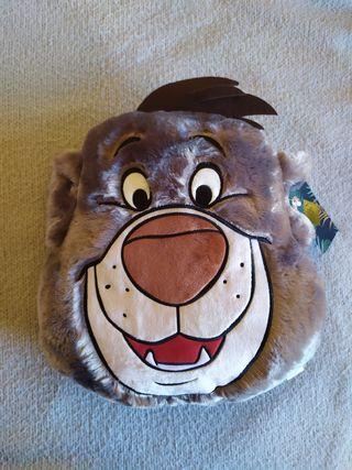Cojín Baloo el Libro de la Selva Disney
