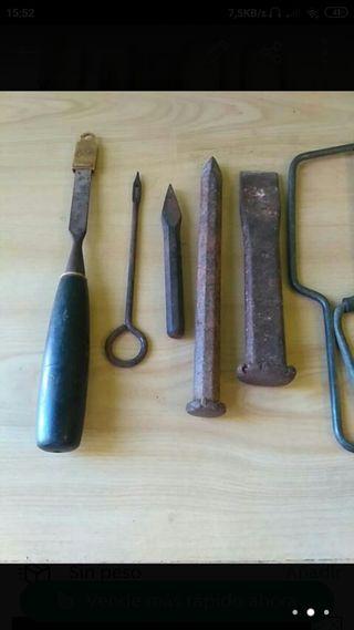 herramientas antigua