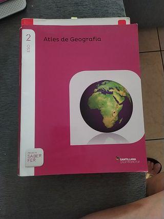 atlas geografia 2 Eso