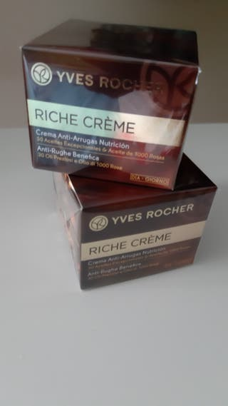 Crema Yves Rochee