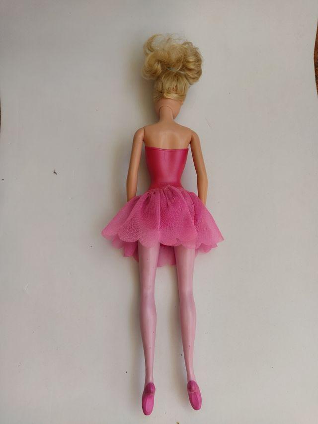 Barbie bailarina ballet