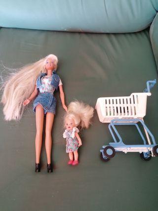 Barbie y Shelley