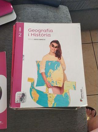 geografía i historia 2 Eso