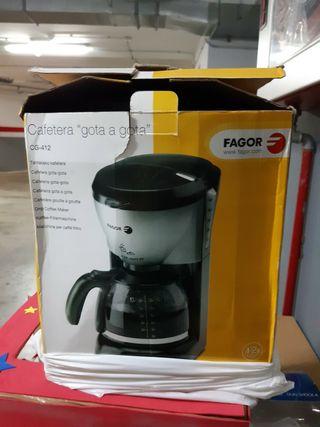 Cafetera Fagor de segunda mano en WALLAPOP