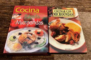 Pack cocinar con microondas