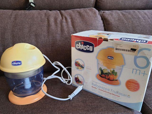 Robot cocina baby papa